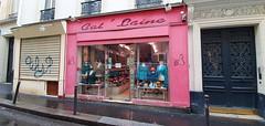 174 Paris Novembre 2019 - CatLaine rue Saint-%arc (paspog) Tags: paris france novembre november 2019 boutique laine wool ruesaintmarc shop