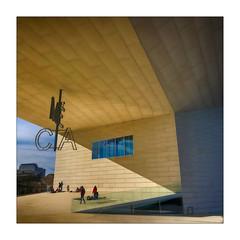 La MECA (Jean-Louis DUMAS) Tags: architecte architect architectural architecture noireblanc photos bordeaux monument architecturale abstract bâtiment building noir nouvelleaquitaine aquitaine