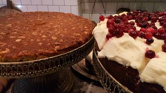 Cakes (Wordshore) Tags: sweden europe scandinavia nordic winter fabrique stockholm cake