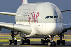 CDG - Airbus A380-861 (A7-APA) Qatar Airways (Shooting Flight) Tags: msn137 aéropassion airport aircraft airlines aéroport aviation avions airbus sol face photography photos passage paris parisroissycharlesdegaulle cdg lfpg a380 a380861 a7apa canon natw qatar airways