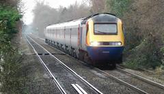 43050 + 43076 - Attenborough, Nottinghamshire (The Black Country Spotter) Tags: attenborough railway nottinghamshire class43 powercar 43050 43076 intercity125 hst highspeedtrain eastmidlandsrailway london stpancras international nottingham networkrail britishrailways trainspotting