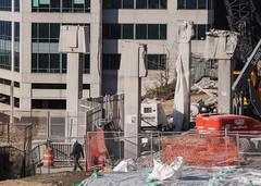 Four columns to go (WSDOT) Tags: seattle gp construction wsdot alaskan way viaduct replacement demolition 2019 lenora street columns