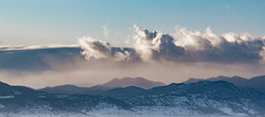 Sunset before the snow. Denver, Colorado. 2019. (issafly) Tags: frontrange denver landscape colorado nikkor70200mm nikond500 d500 mountains snow rockymountains wanderfar 2019 nikon rockies