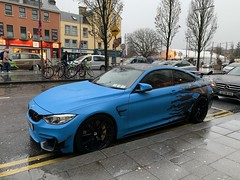 BMW - Eyre Square, Galway (firehouse.ie) Tags: vehicules vehicule vehicles vehicle coches coche cars car bmw