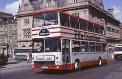 914. C794 USG: Fife Scottish Omnibuses (chucklebuster) Tags: c794usg fife scottish volvo citybus alexander west coast motors edinburgh craig