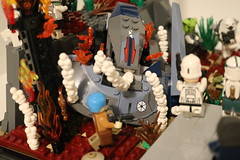 Dark Times: Incursion On Kaller (LukeTheDuke424) Tags: lego star wars dark times toy build moc clone trooper republic empire imperial laeesh smie