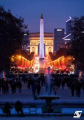 Illuminations de Noêl 2019 (A.G. Photographe) Tags: ag agphotographe paris parisien parisian france french français europe capitale d850 nikon sigma 150600 champsélysées arcdetriomphe jardindestuileries