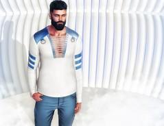 [ 📷 - 213 ] (insociable.sl) Tags: modulus navajo magnificient amias elemens beard hipster model boy man male edit sl secondlife