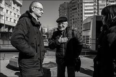 DRD160405_0595 (dmitryzhkov) Tags: urban city everyday public place outdoor life human social stranger documentary photojournalism candid street dmitryryzhkov moscow russia streetphotography people man mankind humanity bw blackandwhite monochrome