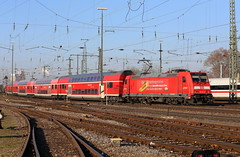DB Regio 146 225-8 RE, Basel Bad Bhf (michaelgoll777) Tags: db br146 traxx