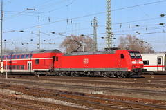 DB Regio 146 122-7, Basel Bad Bhf (michaelgoll777) Tags: db br146 traxx