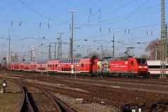 DB Regio 146 113-6 Familienausflug, RE Basel Bad Bhf (michaelgoll777) Tags: db br146 traxx