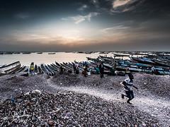 Port de pêche M'Bour Senegal (Saurí) Tags: mbour senegal africa ffishing port pesca