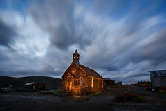 Storm Clearing in Blue Hour (Jeff Sullivan (www.JeffSullivanPhotography.com)) Tags: clearing storm moving clouds weather blue hour bodie state historic park night photography workshop interiors bridegeport eastern sierra california united states usa canon 5d mark iii photo copyright may 24 2015 jeff sullivan