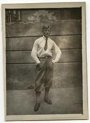. (Kaïopai°) Tags: vintage tie krawatte man mann homme hombre