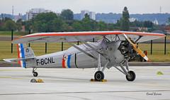 Morane Saulnier MS317  n° 6627/273  ~ F-BCNL (Aero.passion DBC-1) Tags: 2017 meeting st dizier aeropassion avion aircraft aviation plane airshow dbc1 david biscove morane saulnier ms317 ~ fbcnl