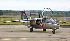 Saab 105 ~ RE-25  Austrian AF (Aero.passion DBC-1) Tags: 2017 meeting st dizier aeropassion avion aircraft aviation plane airshow dbc1 david biscove saab 105 ~ re25 austrian af
