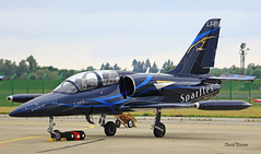 Aero L 39 Albatros ~ LX-MIK (Aero.passion DBC-1) Tags: 2017 meeting st dizier aeropassion avion aircraft aviation plane airshow dbc1 david biscove aero albatros ~ lxmik l39