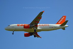 easyJet Switzerland SA HB-JYA Airbus A320-214 cn/4250 @ LFPO / ORY 21-04-2015 (Nabil Molinari Photography) Tags: easyjet switzerland sa hbjya airbus a320214 cn4250 lfpo ory 21042015