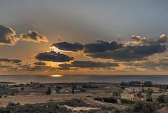 Sea Cave Cloudscape (syf22) Tags: water sea cave seacave cyprus sunset sundown sun cloudscape cloudy cloudysky cloud rock aurora endofday dayends twilight dusk eve evening eventide