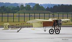 Blériot XI (Aero.passion DBC-1) Tags: 2017 meeting st dizier aeropassion avion aircraft aviation plane airshow dbc1 david biscove blériot xi