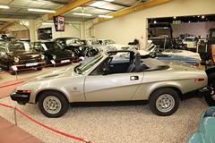 Triumph TR8 TVC59W (Andrew 2.8i) Tags: auto uk classic cars sports car museum open convertible somerset voiture classics british autos tr sportscar voitures roadster cabriolet haynes sparkford triumph 1981 v8 tr7 tr8 tvc59w
