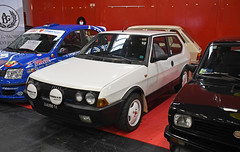 Fiat Ritmo Abarth 130 Tc // TO-D24635 (baffalie) Tags: auto voiture ancienne vintage classic old car coche rétro expo italia sport automobile racing motor show collection club course race circuit italie turin fiera