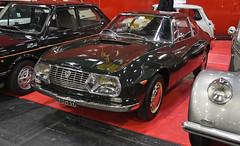Lancia Fulvia sport Zagato // SV-151205 (baffalie) Tags: auto voiture ancienne vintage classic old car coche rétro expo italia sport automobile racing motor show collection club course race circuit italie turin fiera