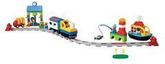 Educazione LEGO - Primo viaggio in Treno (Legozan.net) Tags: lego educazione education educazionelego legoeducation train treno legotrain trenolego primoviaggiointreno firsttrainjourney