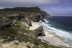 South Africa - Cape Point From the Cape of Good Hope (JimP (in Sarnia)) Tags: south africa cape good hope point diaz beach