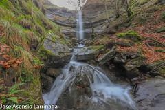Parque Natural de Gorbeia  2019   #DePaseoConLarri #Flickr-34 (Jose Asensio Larrinaga (Larri) Larri1276) Tags: 2019 orozko bizkaia basquecountry euskalherria parquenaturaldegorbeiagorbea navarra otoño fotografía airelibre saltosdeagua naturaleza