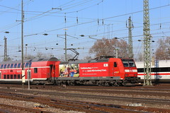 DB Regio 146 113-6 Familienausflug, Basel Bad Bhf (michaelgoll777) Tags: db br146 traxx