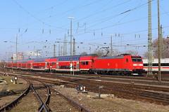 DB Regio 146 111-0, Basel Bad Bhf (michaelgoll777) Tags: db br146 traxx