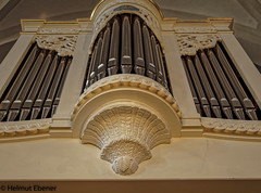 Weimar, Herderkirche (bleibend) Tags: 2019 architektur chiesa church em5 freistaatthüringen leicadgsummilux25mmf14 omd olympus olympusem5 olympusem5mark1 olympusomd weimar evangelisch m43 mft