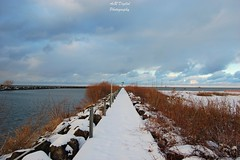 Fresh Lake Effect (AvR Digital Photography) Tags: lake effect snow ontario water