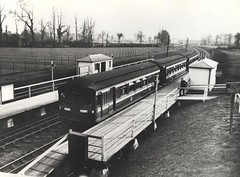 Ickenham Platforms 1905 (Funny Cyclist) Tags: ickenham station tube underground london rail train