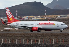PH-CDE Corendon Dutch Airlines (Gerry Hill) Tags: phcde corendon dutch airlines boeing 7378kn b737 b 737 tenerife sofia airport gerry reina international south sur aeropuerto hill pussy spain canary canarias canaria island islands islas d90 d80 d70 d7200 nikon aircraft aeroplane airline airplane sandos transport canarios los abrigos tfs gcts espania