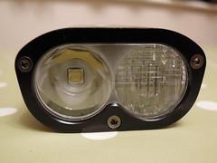 Ravemen PR1600 lens view (STW stumpy01) Tags: ravemen pr1600 lens bike light