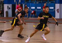 Army Navy Flag Football 2019 (badgerarmyrotc) Tags: army armyrotc badger badgerbattalion cadet cadets pt rotc rotccadets alphacompany battalion flagfootball football hooah jointserviceflagfootball physicaltraining theuniversityofwisconsinmadison