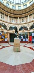 178 Paris Novembre 2019 - Galerie Colbert, rue Vivienne (paspog) Tags: paris france galerie passage colbert galeriecolbert 2019 novembre november ruevivienne