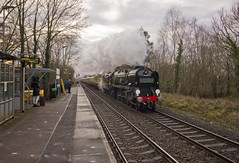 MN no.35028 'Clan Line' (alts1985) Tags: mn no35028 clan line mnlps main steam train surrey hills pullman belmond gomshall 051219