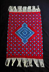 Oaxaca Mexico Textiles Teotitlan Weaving (Teyacapan) Tags: oaxacan textiles tapete weavings zapotec teotitlan franciscomartinezruiz rugs