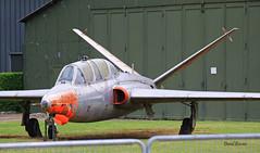 Fouga CM 170 Magister n° 46 (Aero.passion DBC-1) Tags: 2017 meeting st dizier aeropassion avion aircraft aviation plane airshow dbc1 david biscove fouga cm170 magister