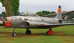 Lockheed T33A  n° 580-5856  ~ 16524 / 338-H (Aero.passion DBC-1) Tags: 2017 meeting st dizier aeropassion avion aircraft aviation plane airshow dbc1 david biscove lockheed t33 ~ 16524 338h