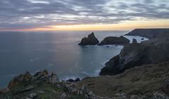 Last light Over the Lizard (sweeny1963) Tags: ocean seascape cornwall last light sea coastline rocks blue sunset beach england