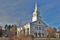 First Parish of Duxbury, Massachusetts (Stephen St-Denis) Tags: duxbury massachusetts firstparish