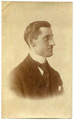 . (Kaïopai°) Tags: vintage tie krawatte brille lunette glasses man mann homme hombre