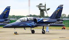 Aero L39 Albatros ~ ES-TLB (Aero.passion DBC-1) Tags: 2017 meeting st dizier aeropassion avion aircraft aviation plane airshow dbc1 david biscove aero l39 albatros ~ estlb