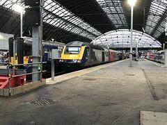 Glasgow Queen Street - 03-12-2019 (agcthoms) Tags: 43136 class43 scotrail trains railways station glasgowqueenstreet glasgow scotland
