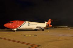 G-OSRB Boeing 727-2S2F/RE T2 Aviation (corkspotter / Paul Daly) Tags: gosrb boeing 7272s2fre t2 aviation 22929 cn22929 ork eick cork oil spill response 1983 grass tree airplane